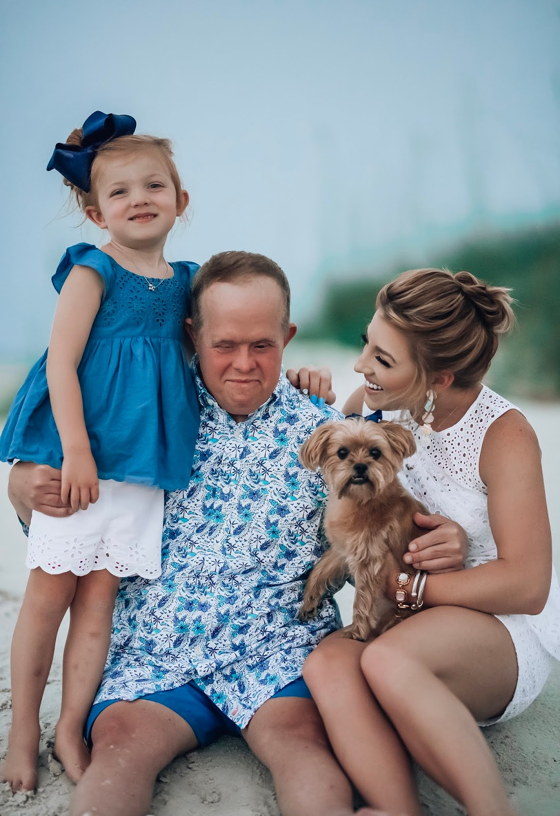 A New Post With Uncle Doug - A story about my Uncle who has Down Syndrome in New Smyrna Beach, FL. - Something Delightful Blog