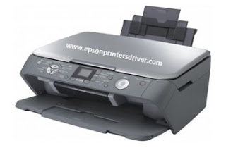 Epson Stylus Photo RX520 Driver
