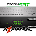 Tocomsat Combate S4 Atualização v1.009 - 24/07/2020