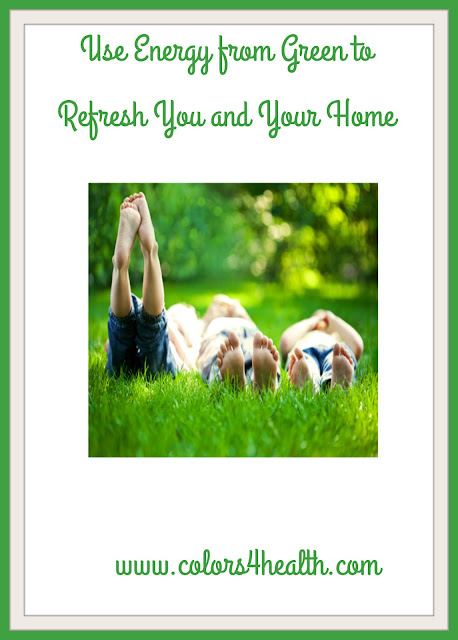 Green Color Tips and Healthy Lifestyle Ideas