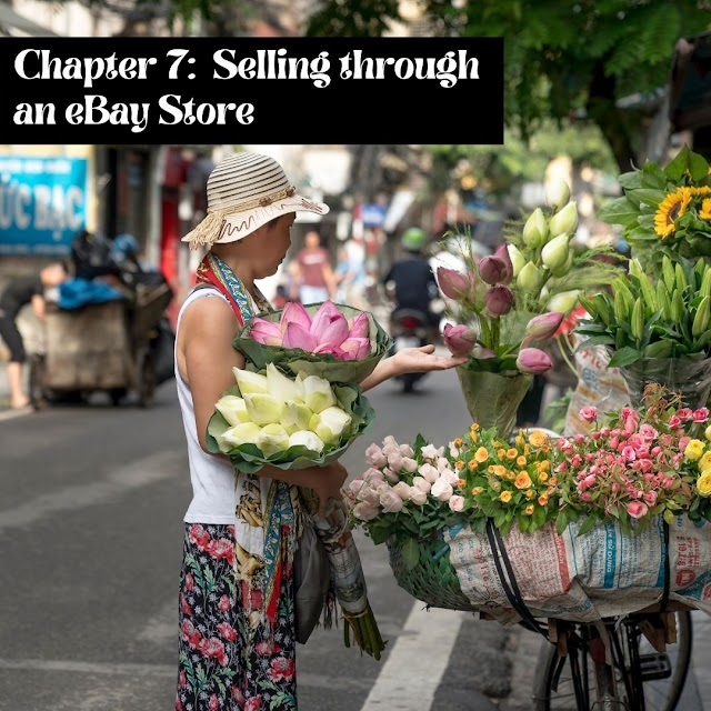 Definitive Guide to Becoming a Successful Drop shipper -   Chapter 7:  Selling through an eBay Store