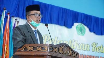 Resmi Dilantik, Ini Dia Sosok Ketua STKIP Muhammadiyah Bone yang Baru