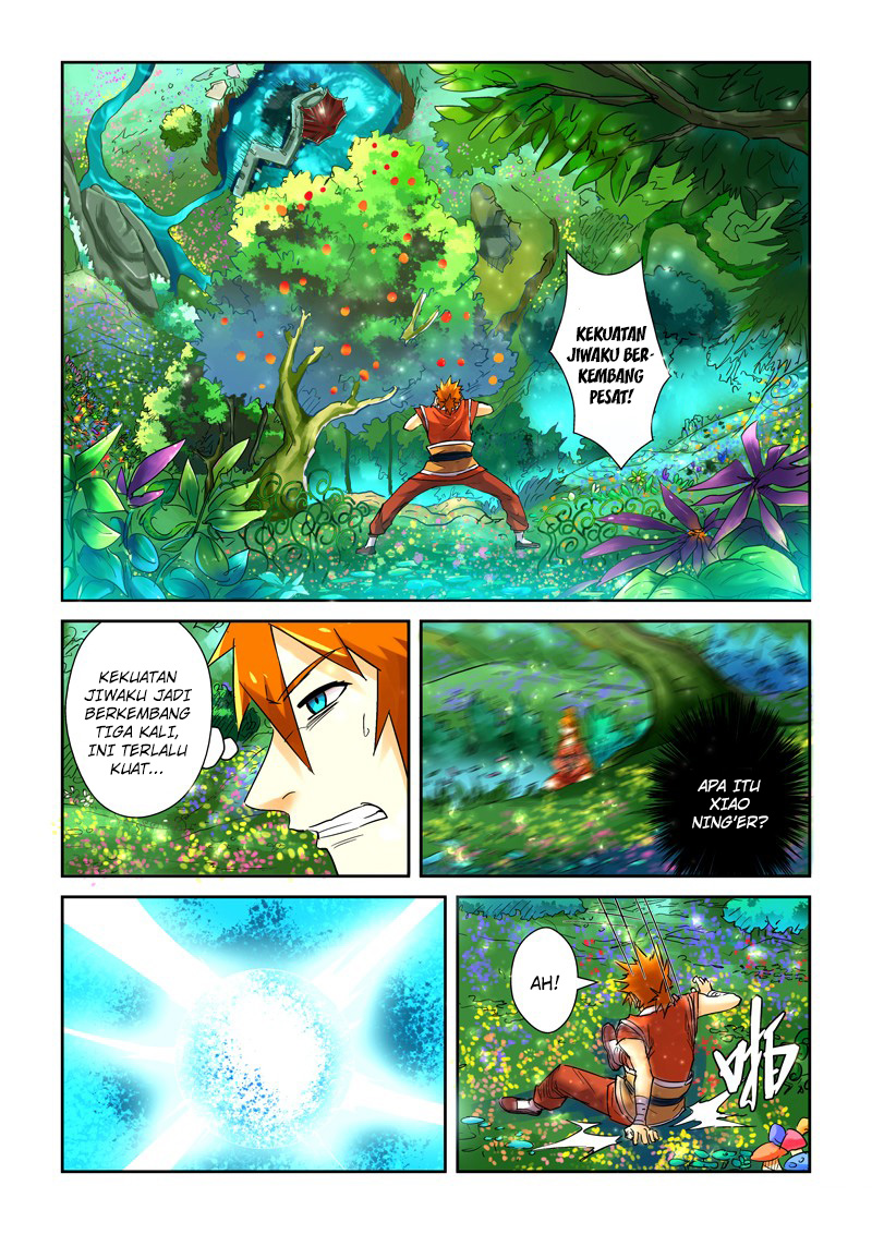 Tales of Demons and Gods Chapter 111