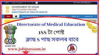 Directorate of Medical Education