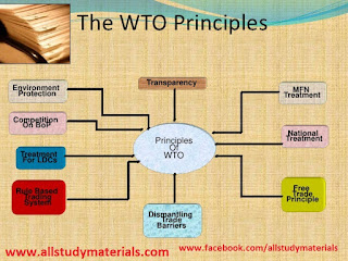Principles of Trading System ( WTO )