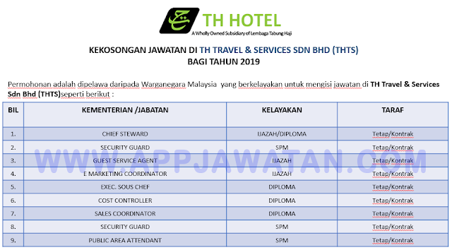 TH Travel & Services Sdn Bhd (THTS)