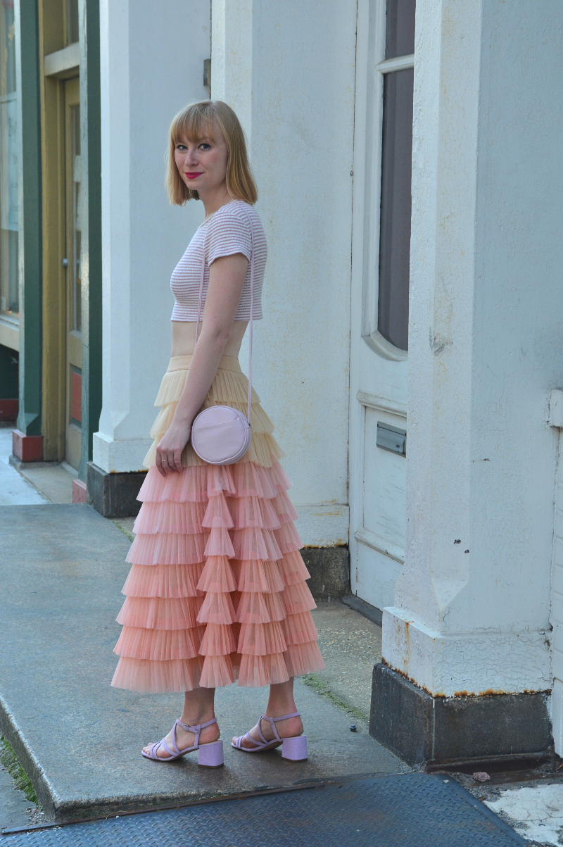 I Wore a Tulle Skirt for My 26th Birthday | Organized Mess