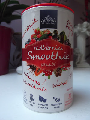 redberries smoothie
