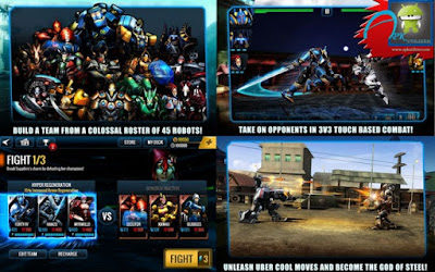Ultimate Robot Fighting v1.0.92 latest version