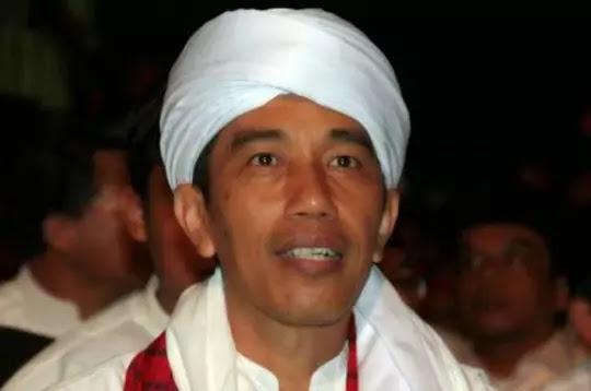 Kecerdikan Presiden Jokowi Disebut Mirip Khalifah Ali Bin Abi Thalib