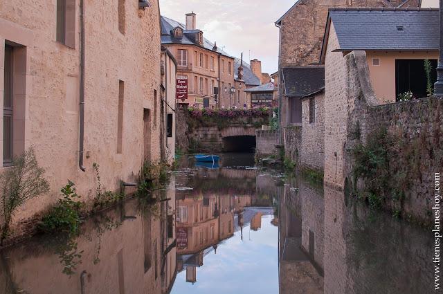 Bayeux viaje Normandía turismo Francia roadtrip