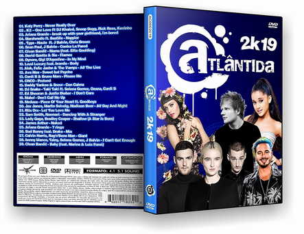 DVD - Atlantida 2K19 - ISO