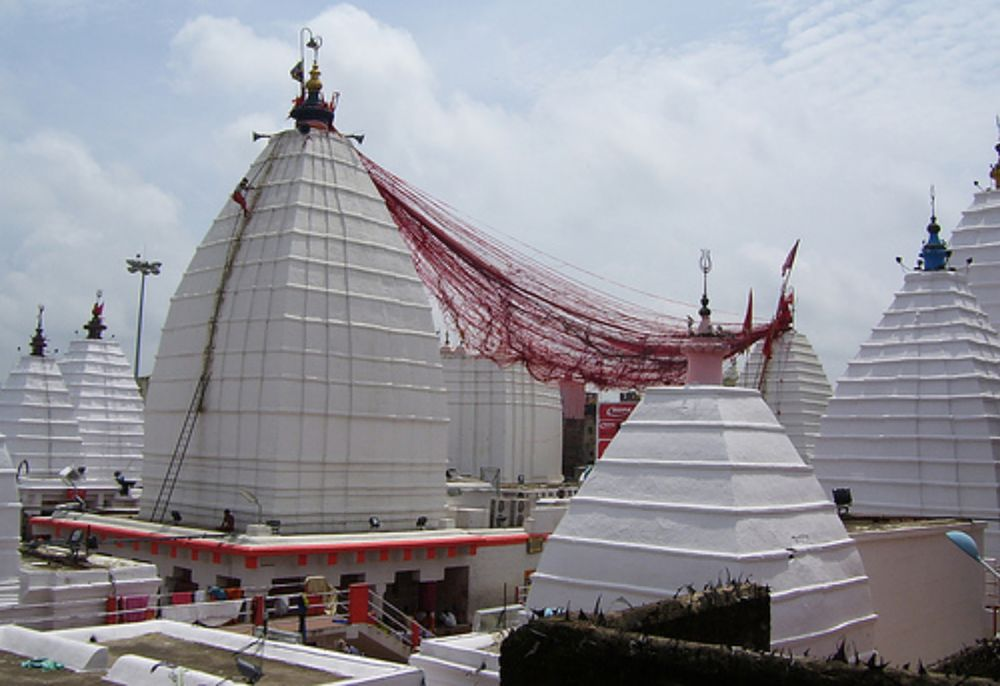 Vaidyanath (Baidyanath) jyotirlinga temple