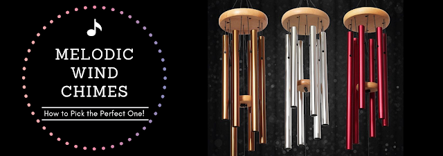 Melodic Wind Chimes
