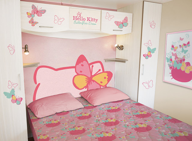 casa vacaciones Hello Kitty Italia