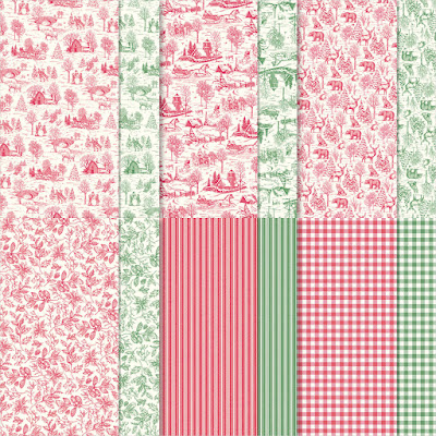 christmas paper, Toile Tidings Designer Series Paper, 12x12 paper, patterned paper, paper sale, craft supplies sale, craft sale, stampin' up! sale, designer series paper sale, nicole steele, the joyful stamper, independent stampin' up! demonstrator from pittsburgh pa