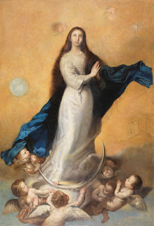 Inmaculada Concepción (siglo XVII) - José Ribera - Museo del Prado