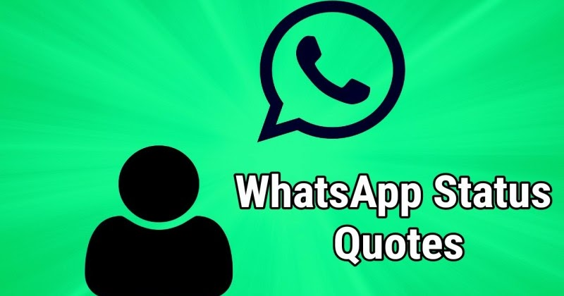 Latest Collection Of Best Whatsapp Status Quotes About Life