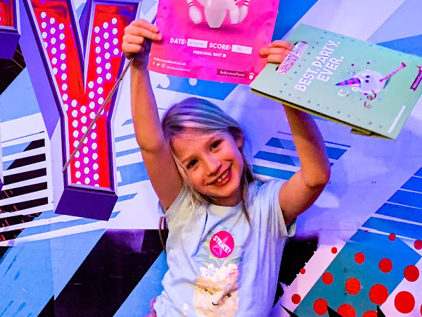 Kid's Bowling Party Review at Hollywood Bowl Dagenham