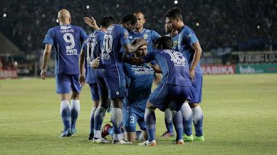 Persib Gagal Masuk 8 Besar Piala Presiden