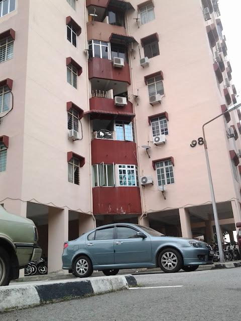 Penginapan Mewah Court Apartemen Di Penang