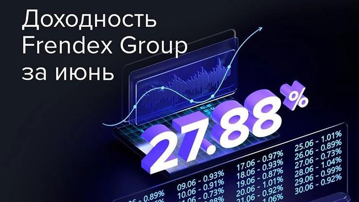 Отчет от Frendex