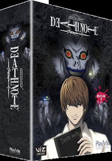 Death Note será lançado no Brasil pela PlayArte