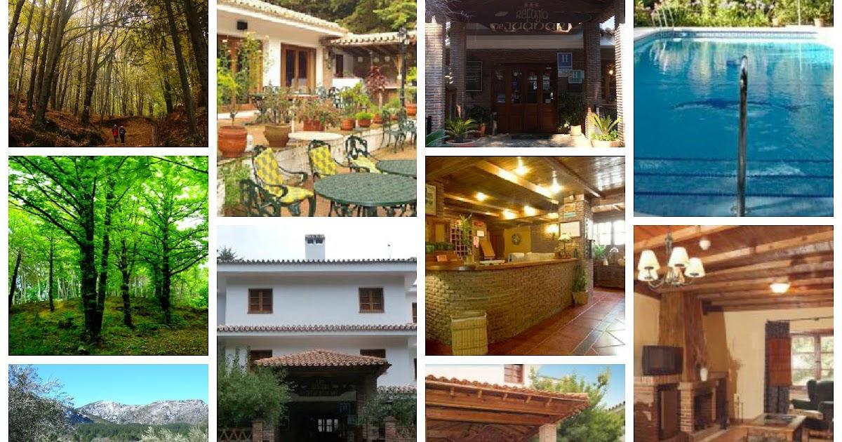 Viajes geosurtravel el refugio de juanar un hotel con - Refugios con encanto ...