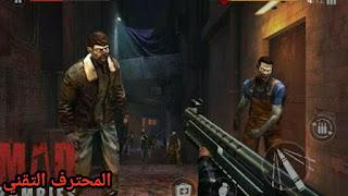 تحميل  لعبة live or die survival صياد الزومبي مهكرة اخر اصدار للاندرويد  2020