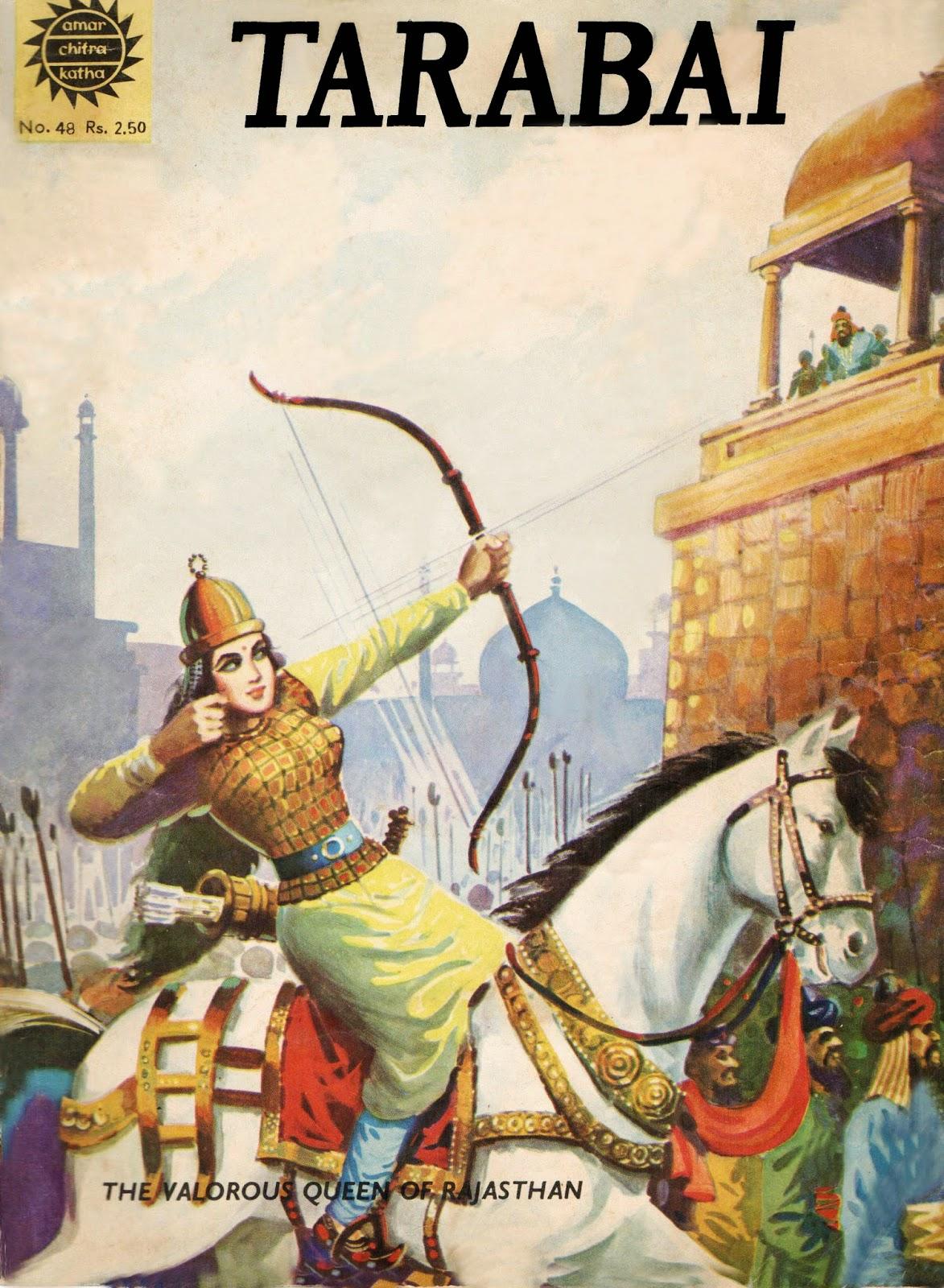 Rani Tarabai – A Formidable Maratha Warrior | #IndianWomenInHistory