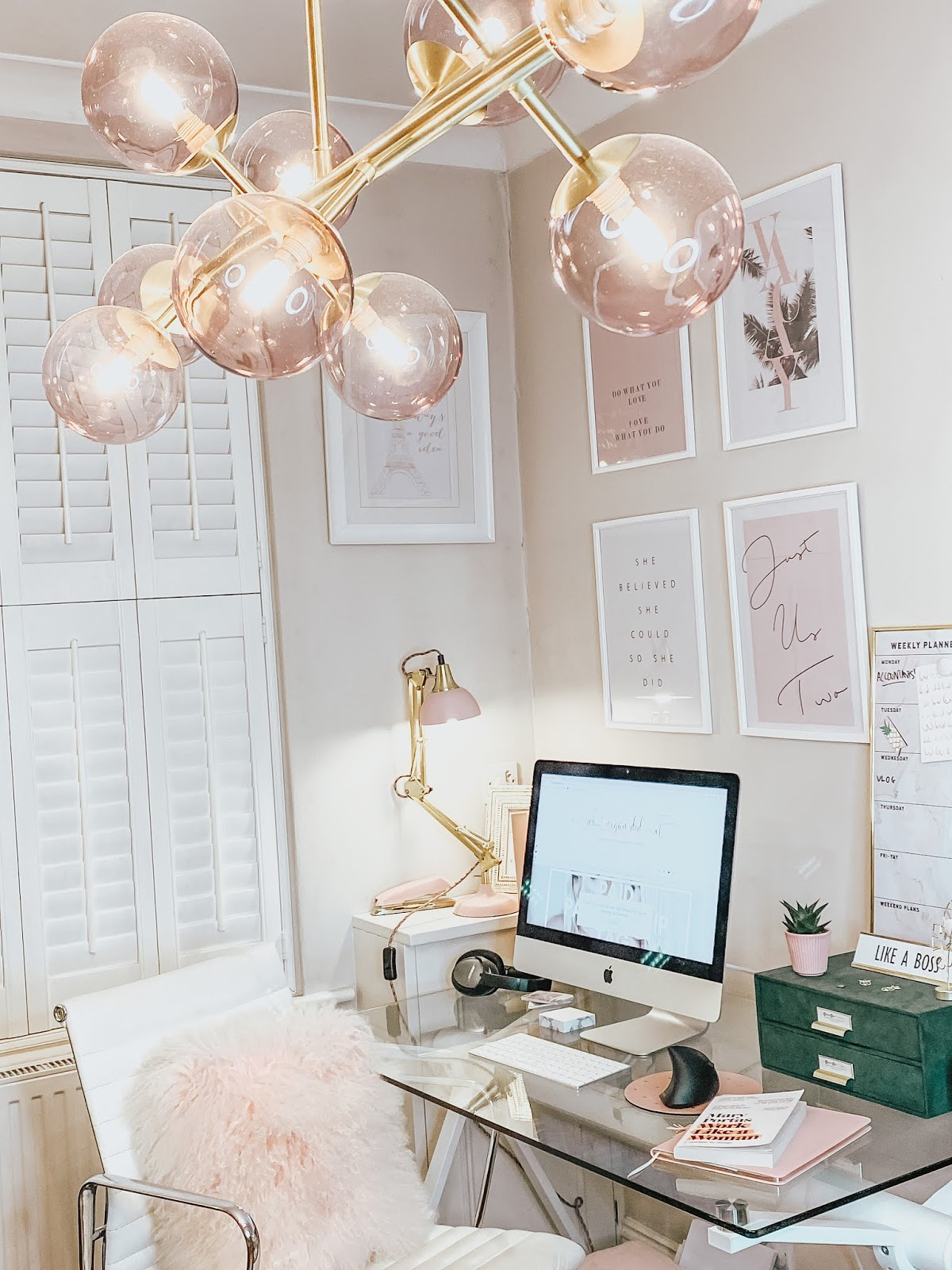 working from home inspo