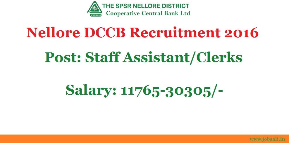 Nellore DCCB recruitment, Upcoming bank jobs, Upcoming bank exams