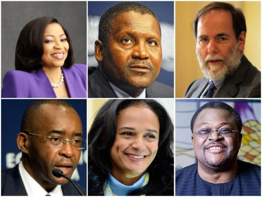 Forbes Africa Billionaires list: Aliko Dangote remains Africa's richest person
