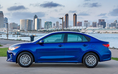 Kia Rio Sedan 2018 Review, Specs, Price