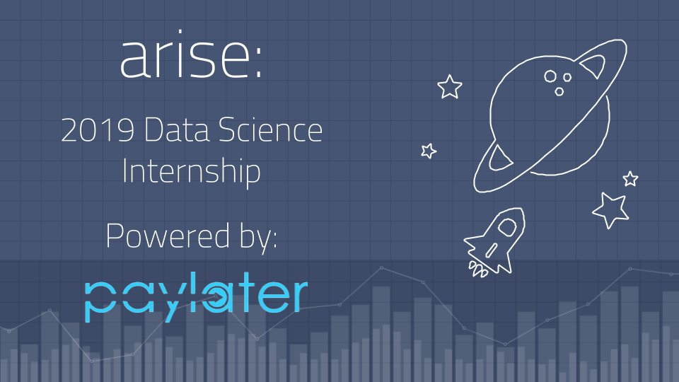 2019 Data Science Internship