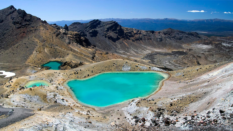 Tongariro National Park - Stunning Photos Reveal Why New Zealand Should Be On Your Must-Travel List