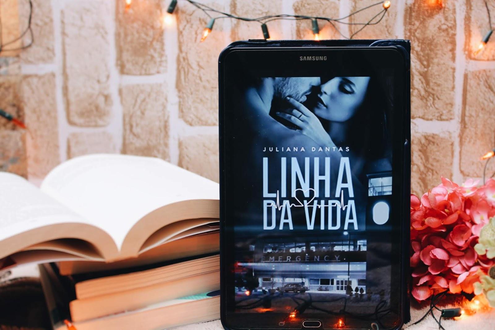 Linha da vida - Juliana Dantas | Resenha