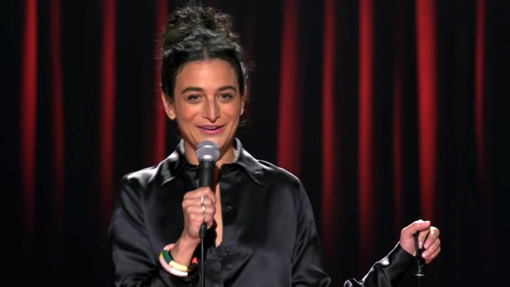 Jenny Slate: Nỗi Sợ Sân Khấu