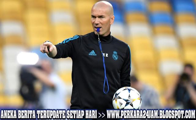 Zinedine Zidane Minta Real Madrid Bermain Lebih Tajam