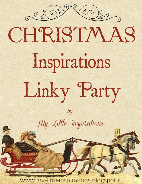 Christmas Inspirations Linky Party 2017 - banner large - My Little Inspirations