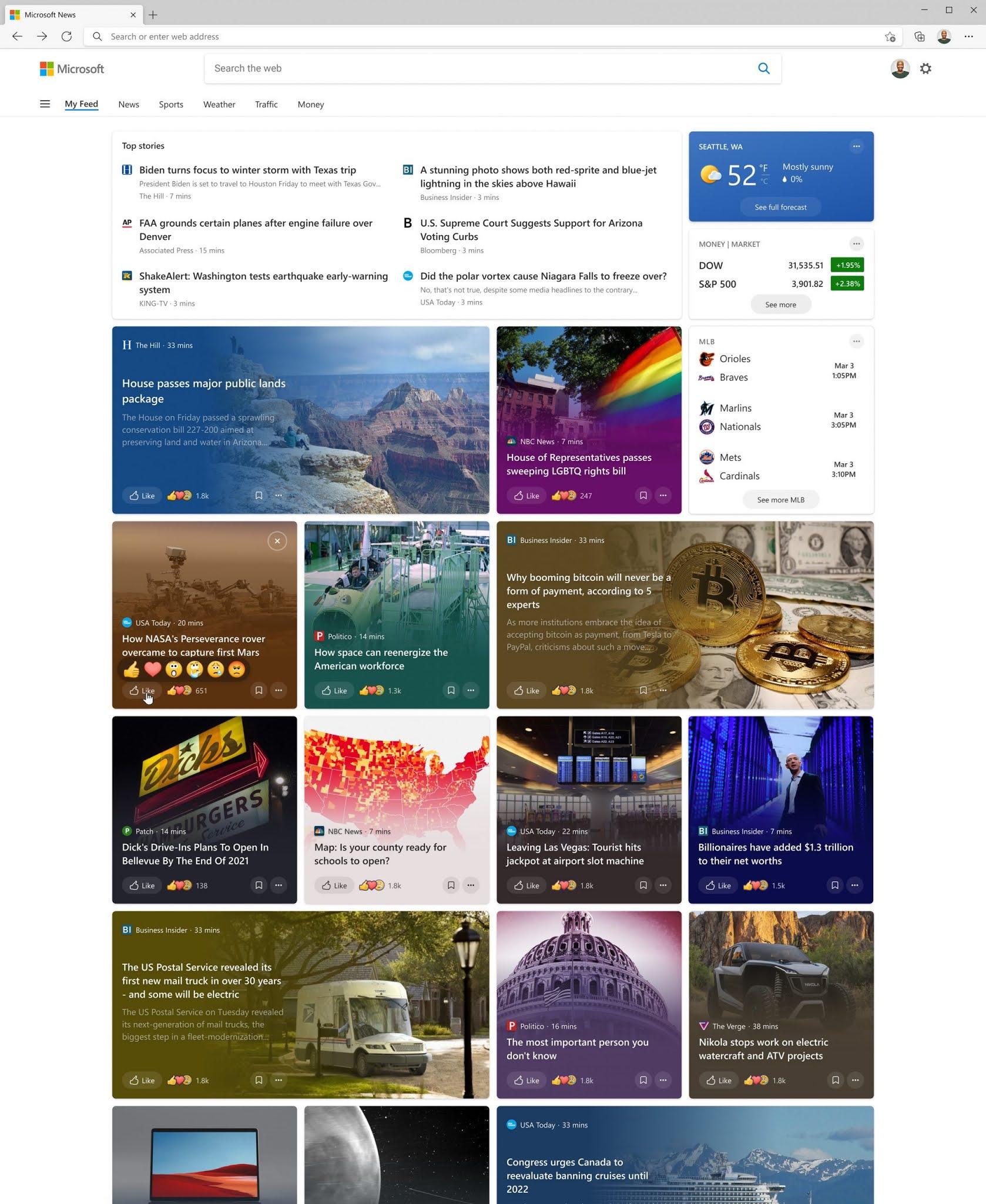 Windows 10 Insider Preview - Build 21327 | Novità