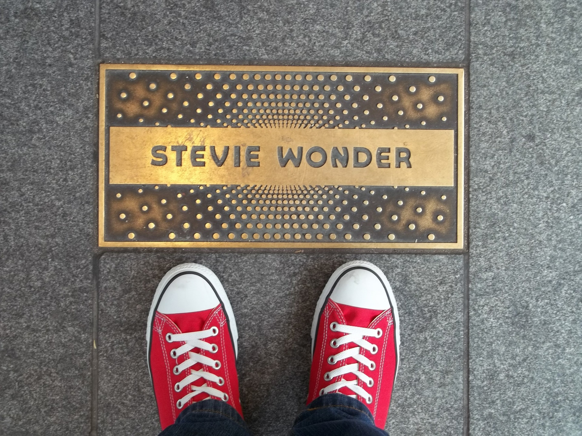 stevie wonder walk of fame, walk of fame