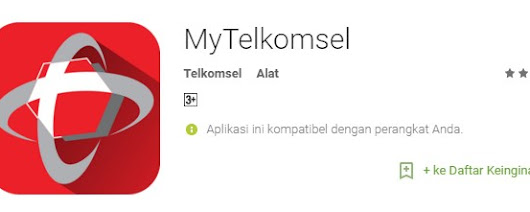 Download My Telkomsel Dapet Pulsa 50rb