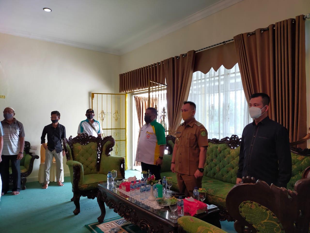 Buka Rapat Pleno, Ini Pesan M Nizar Kepada Koni Kabupaten Lingga