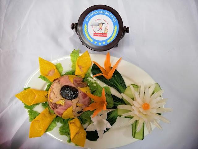 Tuyến sinh trung cấp nấu ăn năm 2020 tại Yên Bái