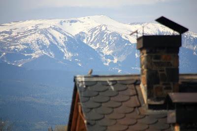 Pirineos desde Llivia