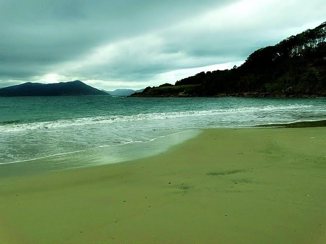 Praia de Cima da Pinheira, Palhoça
