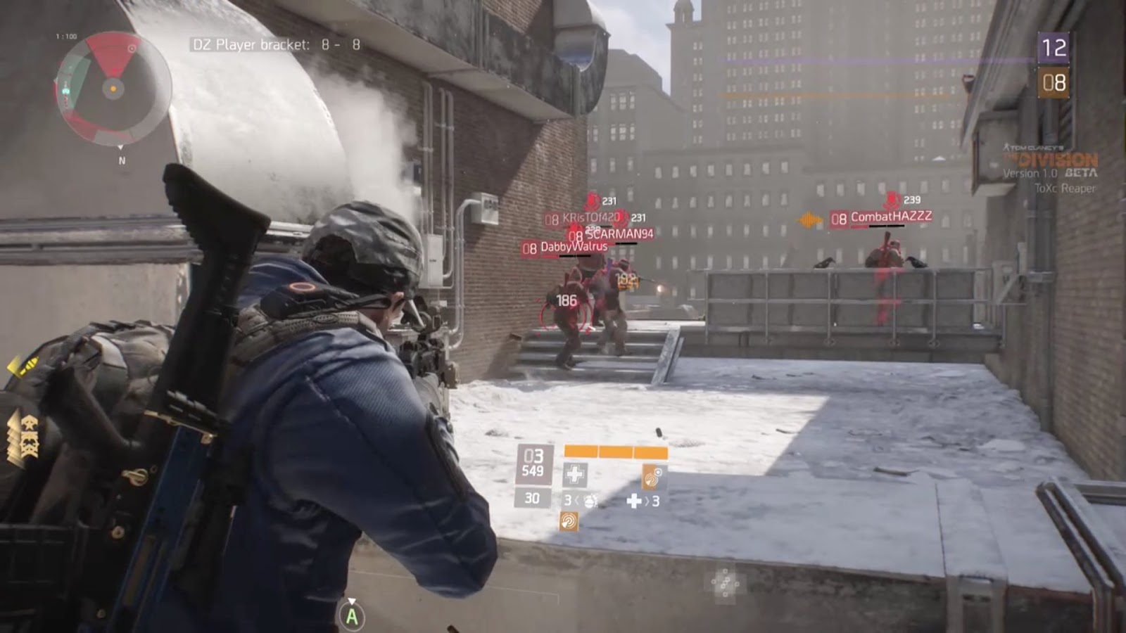 Massive announced that they are working on a year's worth of post-release content for The Division, including free content.