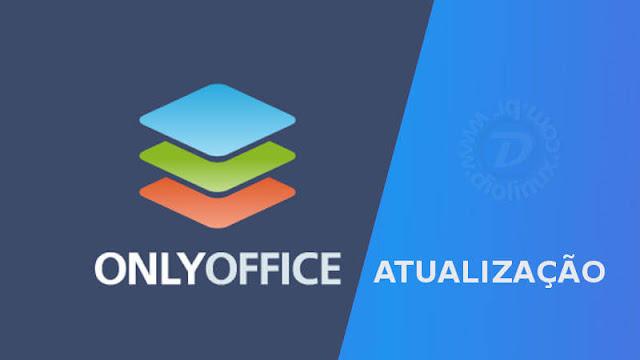 OnlyOffice Atualização