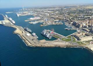 Porto di Civitavecchia: bando CEF dell'UE reti TEN-T.